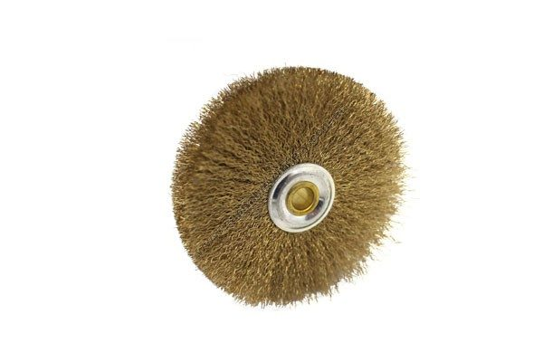 Blade Cleaning Brush 2