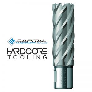 Hardcore Magnetic Drill Cutter 30mm Length