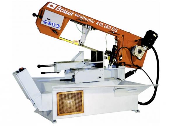 Bomar Economic 410.260dghv Bandsaw