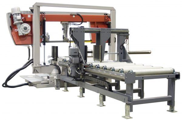 Bomar Individual Ganc 2300 Automatic Bandsaw