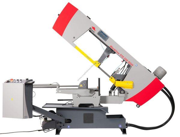 Bomar Workline 510.350 Dgh Semi Automatic Bandsaw 2