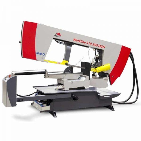 Bomar Workline 510.350 DGH Semi Automatic Bandsaw
