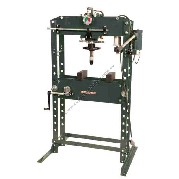 Durapac Hp 35 Series Hydraulic Presses