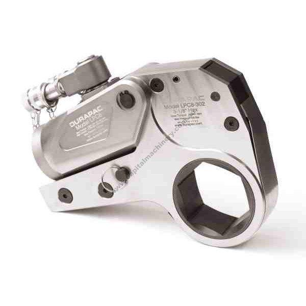 Durapac Lpc Series Low Profile Hydraulic Hexagon Torque Wrench