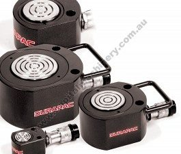Durapac Rfj Series Single Acting Low Height Flat Cylinders