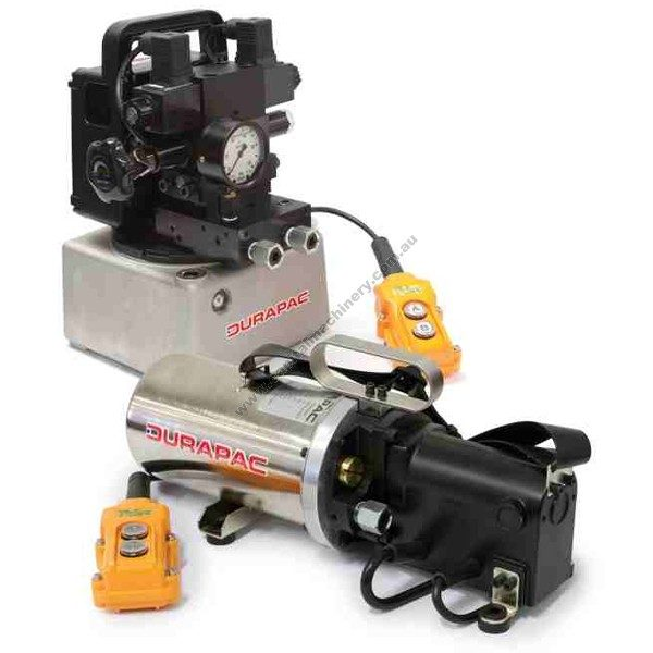 Durapac Spe Series Portable Electric Pumps 2