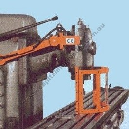 Protect Safety Pk.mma Milling Machine Guard