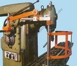 Protect Safety Pk.mmd Milling Machine Guard