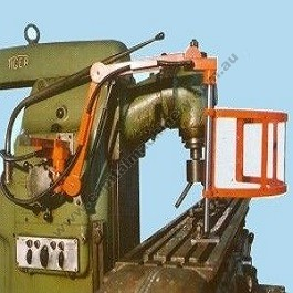 Protect Safety Pk.mme Milling Machine Guard