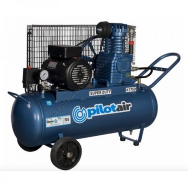 K17sd Super Duty Reciprocating Air Compressor – 240 Volt
