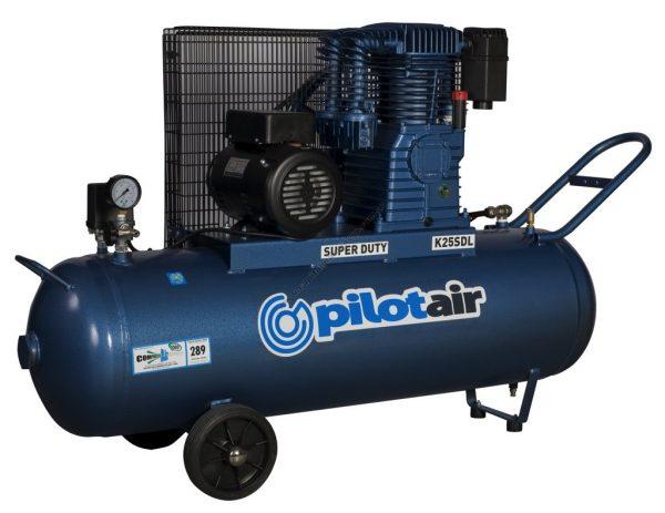K25sdl Super Duty Reciprocating Air Compressor 240 Volt 2