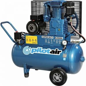 K25sdl Super Duty Reciprocating Air Compressor 240 Volt