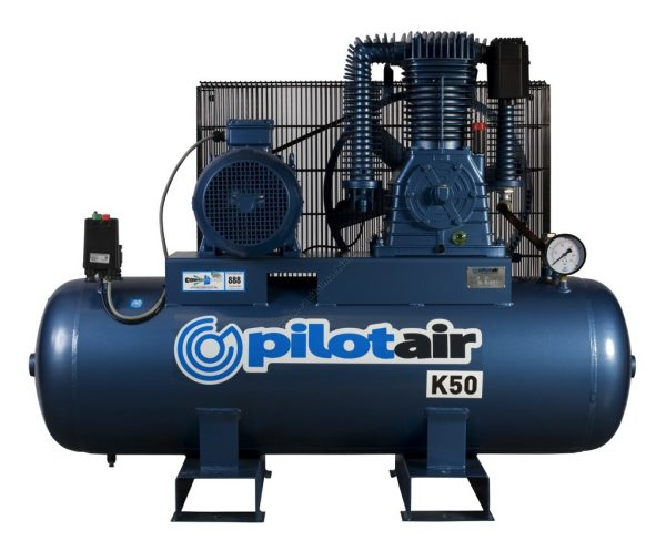K50 Reciprocating Air Compressor – 415v Three Phase 2