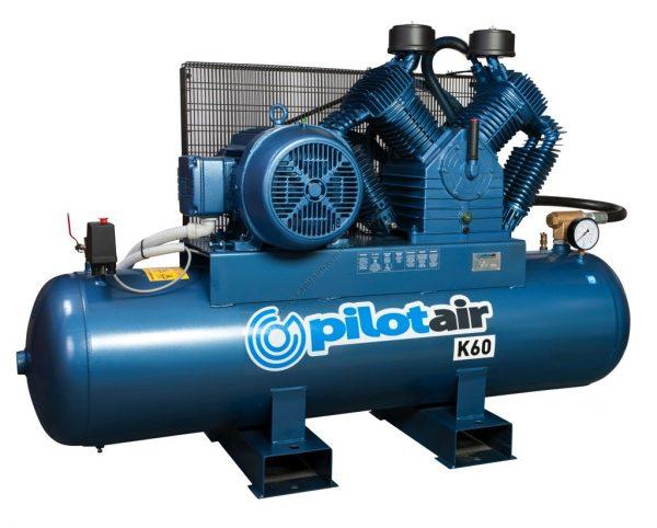 K60 Reciprocating Air Compressor – 415v Three Phase 2