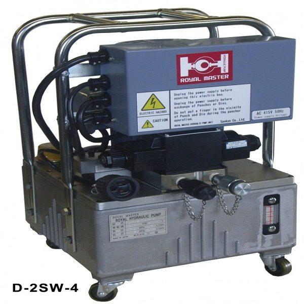 Royal Master D 2sw 4 Hydraulic Pump