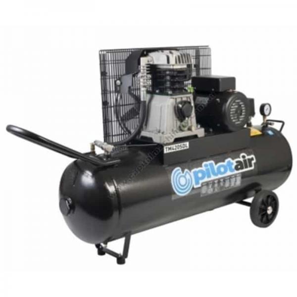 Tm420sdl Super Duty Reciprocating Air Compressor 240 Volt