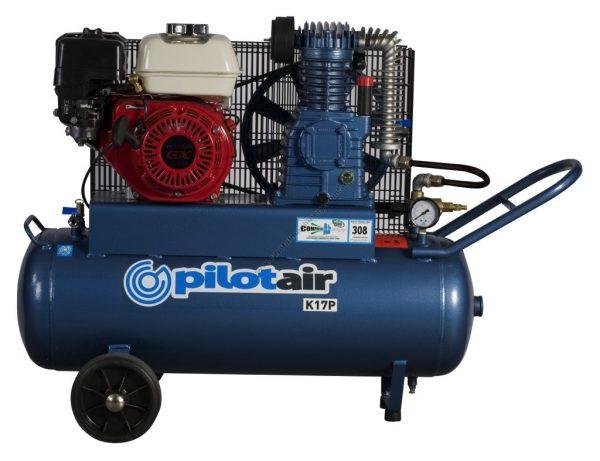 K17p Reciprocating Air Compressor – Petrol Driven 2