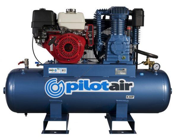 K30p Reciprocating Air Compressor Petrol Driven 2