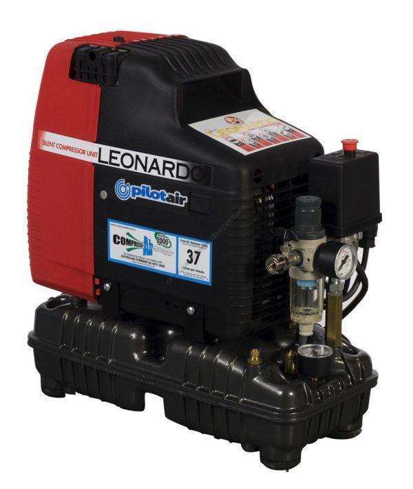 Leonardo Reciprocating Air Compressor 240 Volt