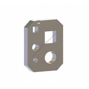 Kingsland 3197 Top Round And Square Blade
