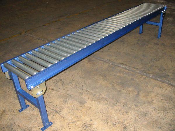 Standard Gravity Roller Conveyor 617mm 2