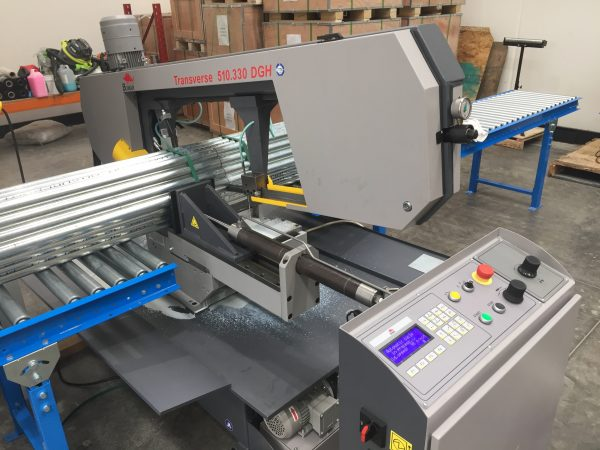 Standard Gravity Roller Conveyor 617mm 4