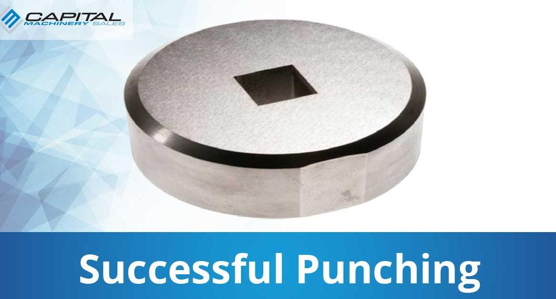 Successful Punching Capital Machinery Sales Blog Thumbnail