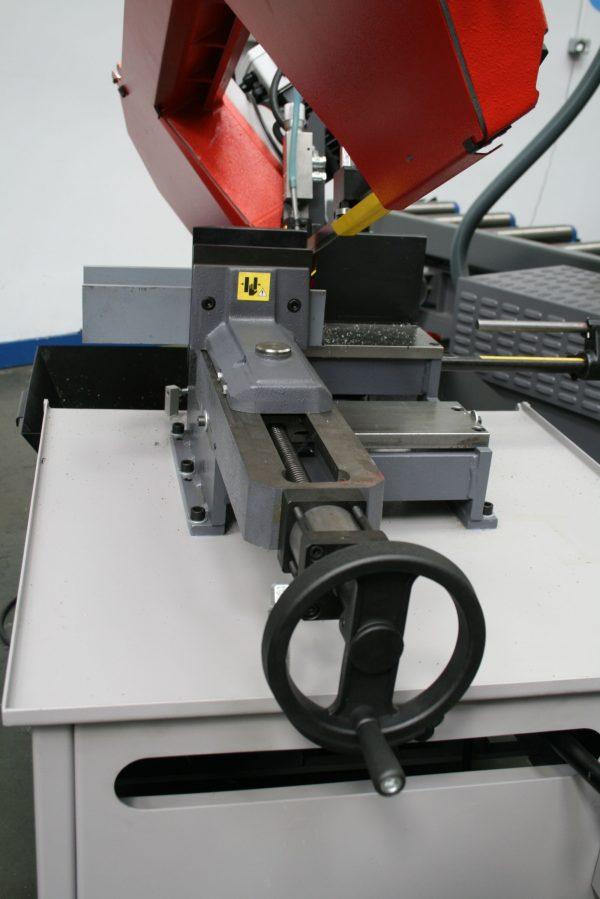 Bomar 320.250 Dgsh Ergonomic Mitre Cutting Bandsaw 4