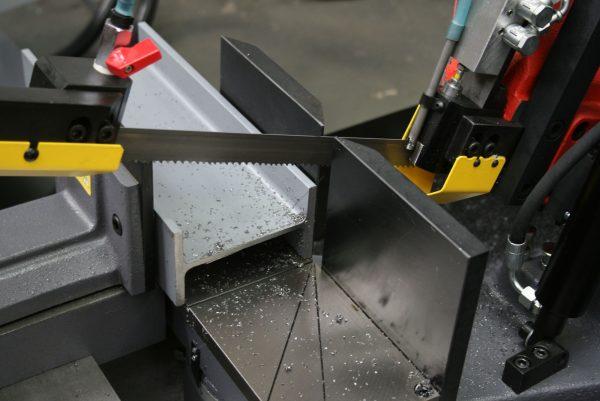 Bomar 320.250 Dgsh Ergonomic Mitre Cutting Bandsaw 5