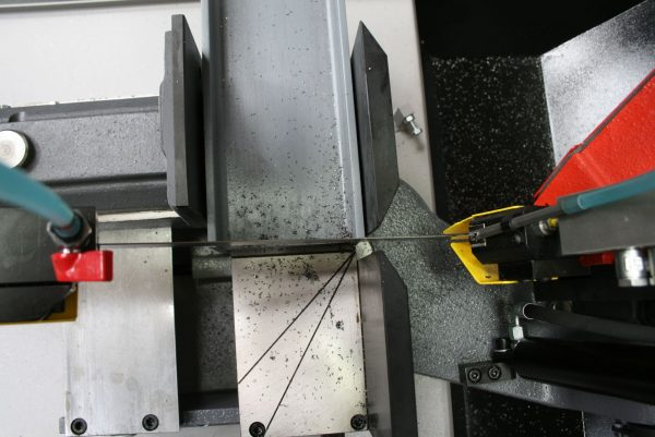 Bomar 320.250 Dgsh Ergonomic Mitre Cutting Bandsaw 6