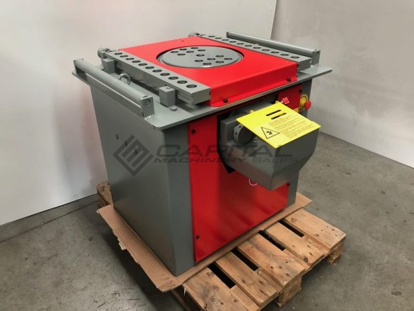Icaro Cp38 45 Combined Rebar Cutter And Bender 001