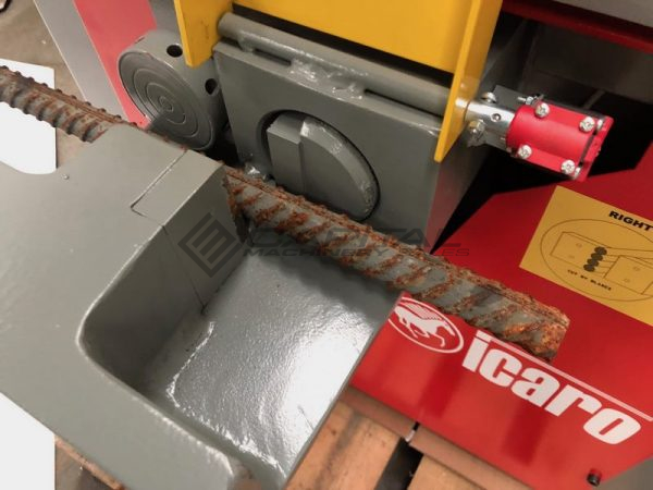 Icaro Cp38 45 Combined Rebar Cutter And Bender 006