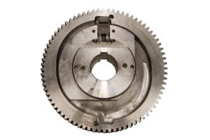 Helical Laminated Gearing