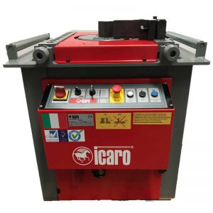Icaro Cp3845 Combined Rebar Cutter And Bender 9