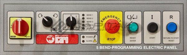 Icaro P70 Rebar Bender 7