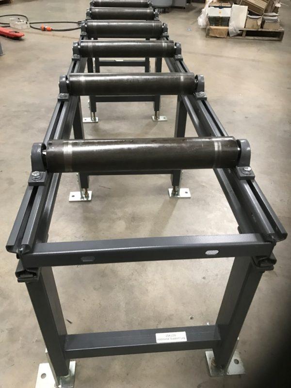 Heavy Duty Conveyor Length 3000 X Width 450 With Adjustable Legs 3