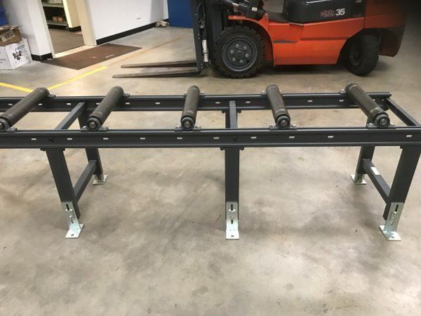Heavy Duty Conveyor Length 3000 X Width 450 With Adjustable Legs 7