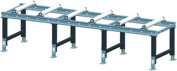 Heavy Duty Conveyor Length 3000 X Width 650 Including Adjustable Legs 4