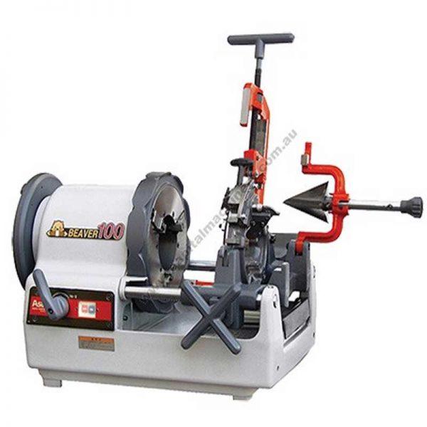 Asada Model B100 At Threading Machine Automatic
