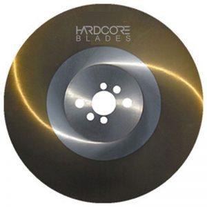 Hardcore Blade 250mm Ticn Coated High Speed Steel