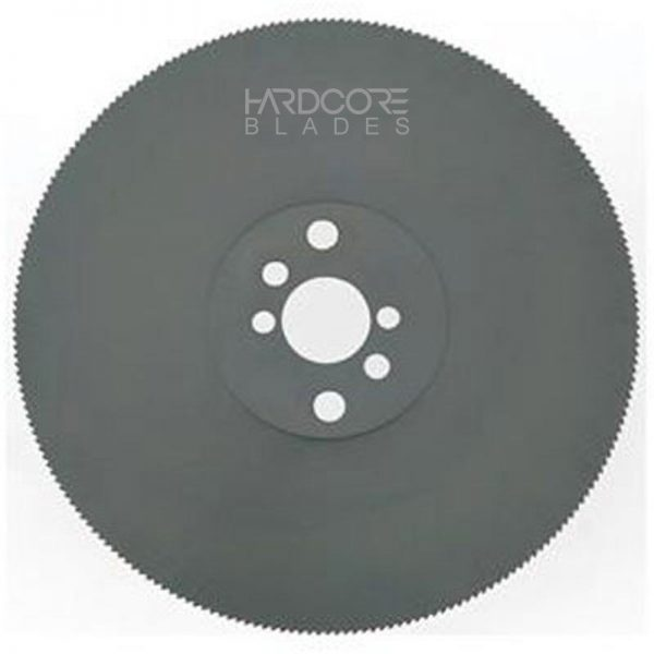 Hardcore Cold Saw Blade 370mm M2 High Speed Steel