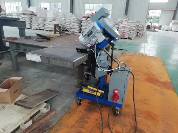 Smg 80 A Plate Edge Beveling Machine 1