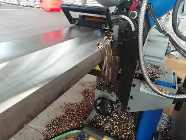 Smg 80 A Plate Edge Beveling Machine 3
