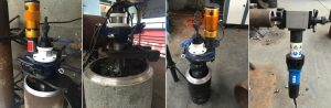 SMG Electric Pipe Beveling