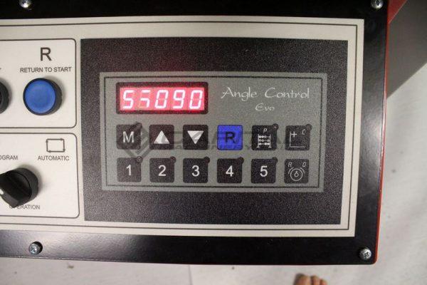 Optional Icaro Rebar Bender Digital Angle Controller 3