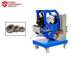smg 12d r plate beveling machine