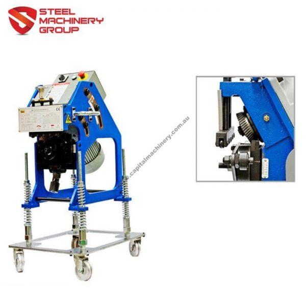 Smg 16d Gbm Heavy Duty Steel Plate Beveling Machine 2