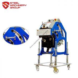 smg 16d gbm heavy duty steel plate beveling machine