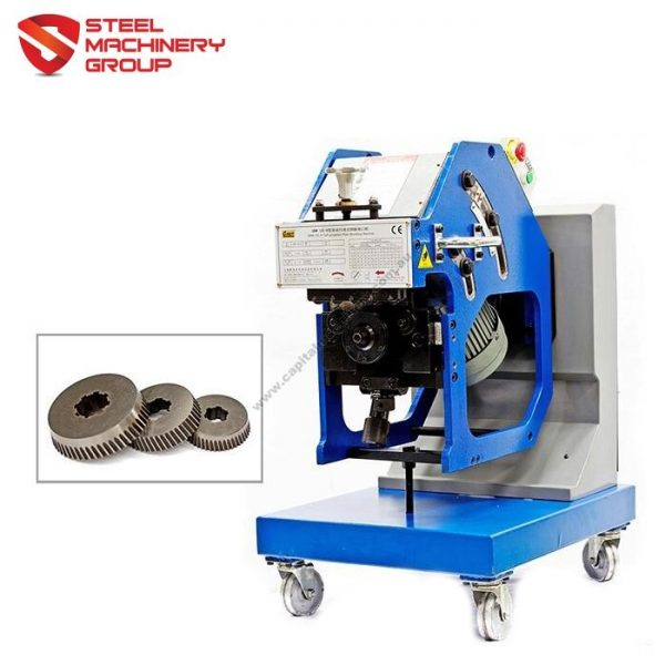 smg 16d r gbm double side bevel cutting machine