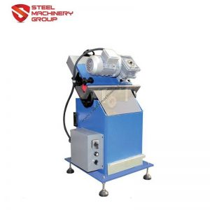 smg 20t gmma table type beveling machine for small plates